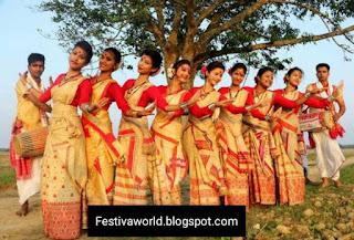 Bihu Festival Assam