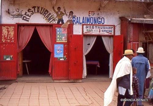 Locale tipico del Madagascar