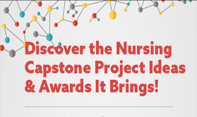 Discover the Nursing Capstone Project Ideas & Awards It Brings