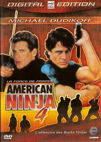 American Ninja 4: The Annihilation (1990) Movie