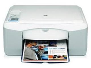 Image HP Deskjet F388 Printer