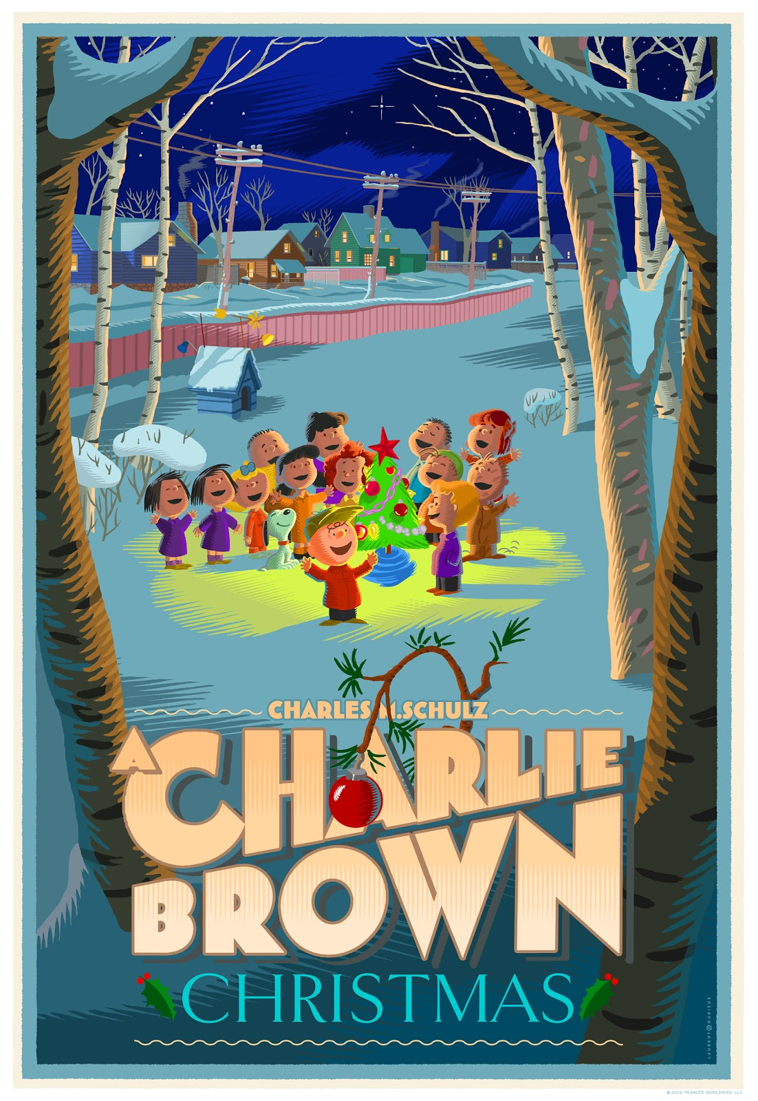 Charlie Browns Christmas Tales.Welcome To The Film Review Blogs A Charlie Brown Christmas