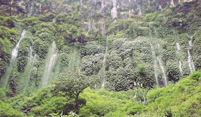 Cari Rute Lokasi Coban Tretes dan Kolam Bidadari