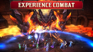 Crusaders of Light v1.0.0 Apk + Data android