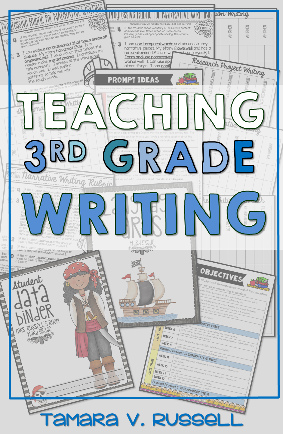 teaching essay writing 3rd grade Personal essay: grade 3 writing unit 4 this document is the property of the michigan association of intermediate school administrators (maisa.