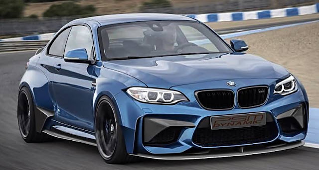 BMW M2 Tuning Widebody of PSM Dynamic, review, redesign, release, specs, body and performance