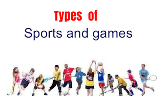 sports, games, types, kinds, list, all.