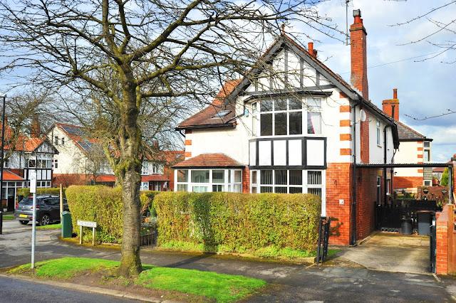 Harrogate Property News - 4 bed detached house for sale The Parade, Harrogate HG1