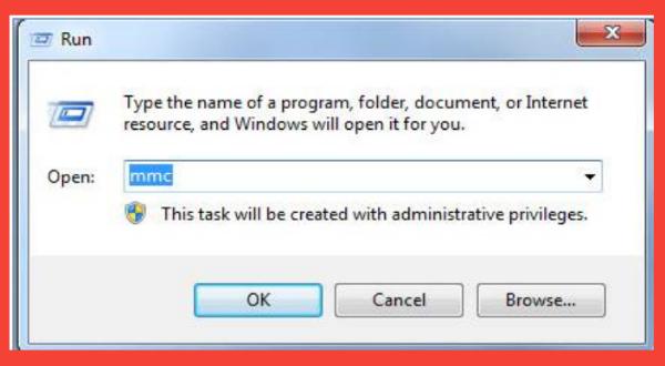 """طريقة إصلاح """"يتعذر على Windows إيجاد Windows cannot find gpedit.ms"""