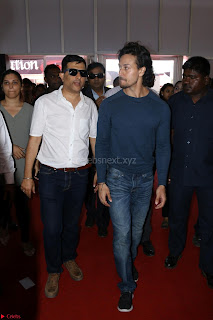 Tiger Shroff Launches Mumbai International Motor Show 2017 012.JPG