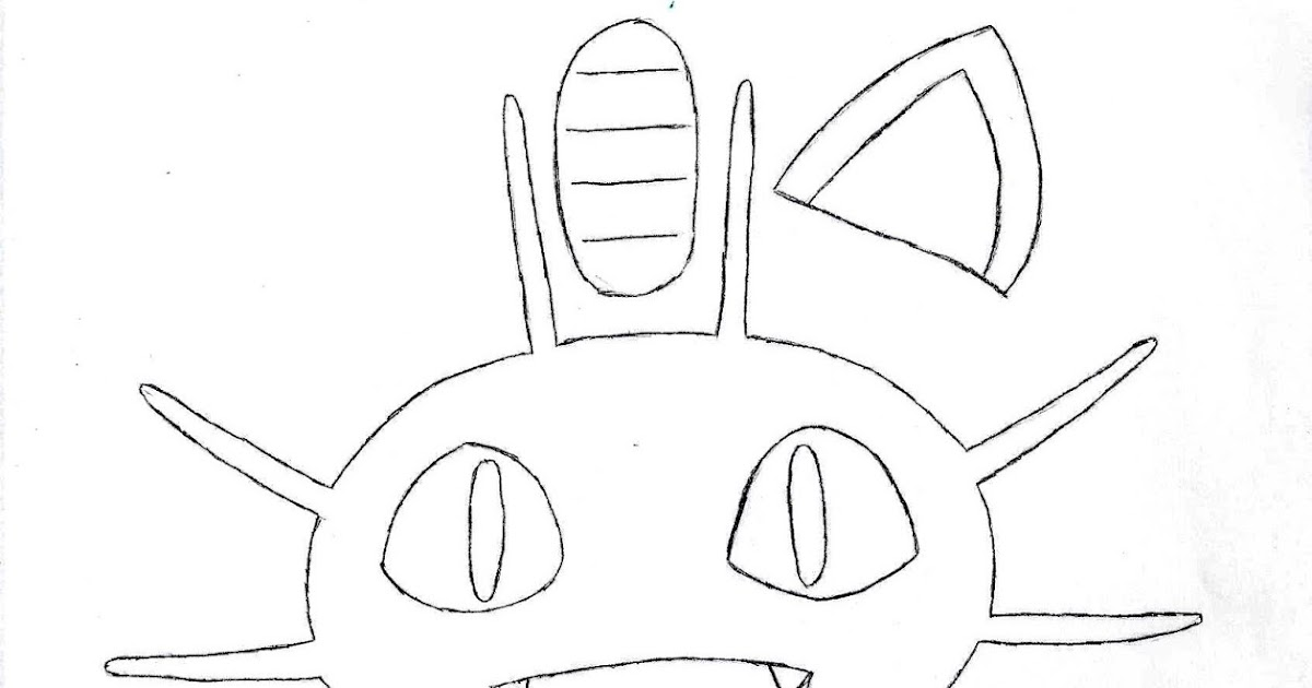 Amber's Craft a Week Blog: How to Design Your Own Pokemon