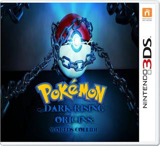 Pokemon Dark Rising Origins: Worlds Collide Cover