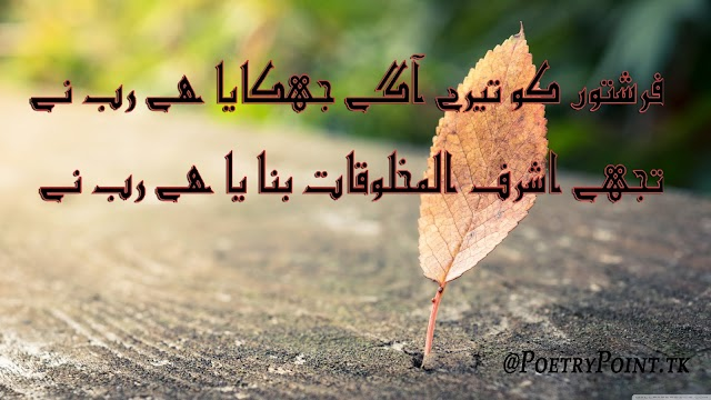 Islamic Poetry // Urdu Islamic Poetry