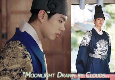 Sinopsis Drama Moonlight Drawn by Clouds Episode 1-18 (Tamat)