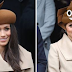 "PRINCE HARRY'S BRIDE WEARS ""POOP HAT"" TO XMAS DAY SERVICE"