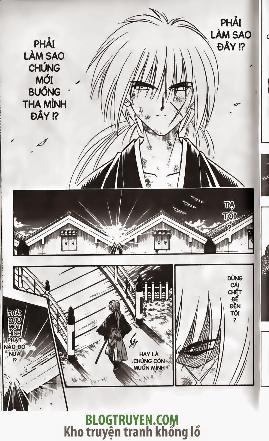 Rurouni Kenshin chap 162 trang 14