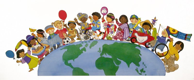 pengertian budaya global