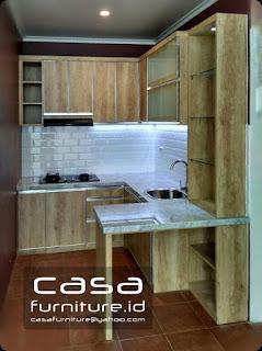 Kitchen set bpk oky Mexicano C6 No 15 Delatinos BSD City,jasa Kitchen set murah Tangerang
