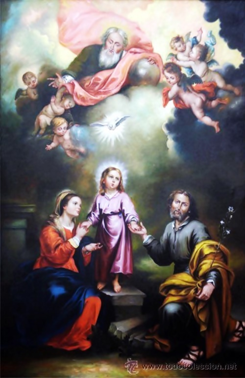 Oracion De San Francisco A La Santisima Trinidad
