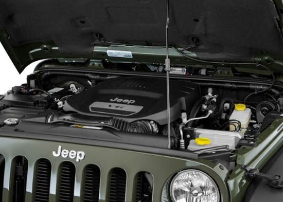 2017 Jeep Wrangler Unlimited Redesign