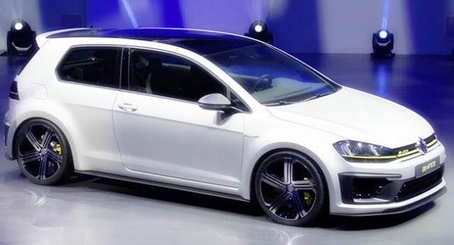 2017 Volkswagen Golf R400 Price