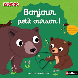 Bonjour petit ourson ! ~ Nathalie Choux