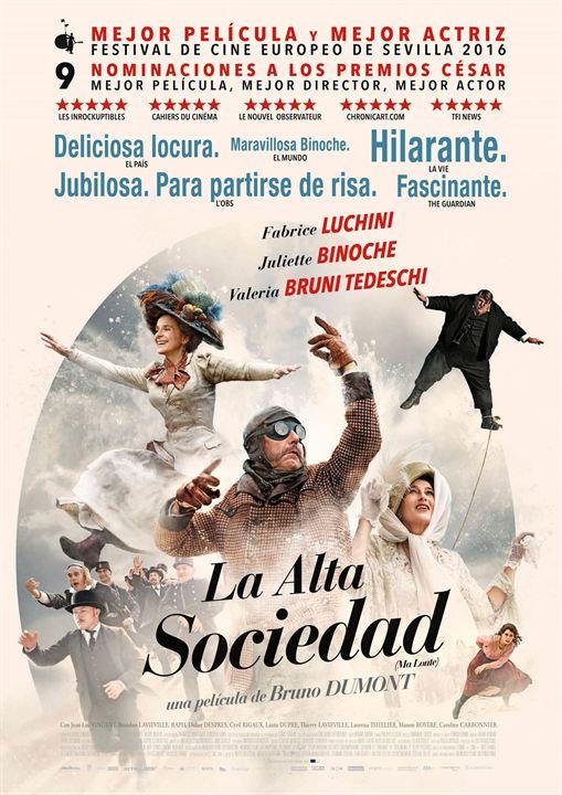 ver La alta sociedad 2017