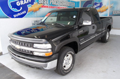 Pick of the Week - 2002 Chevrolet Silverado 1500 LT Extended Cab