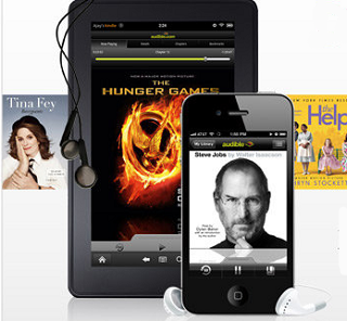 Image: Try Audible and Get Two Free Audiobooks