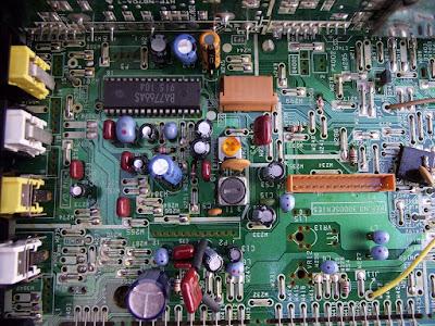 Placa de videocassete