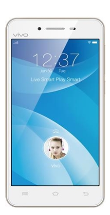 Harga HP Android Vivo Y35 - 16GB - Abu-abu