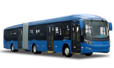 Caio Millennium BRT Articulado