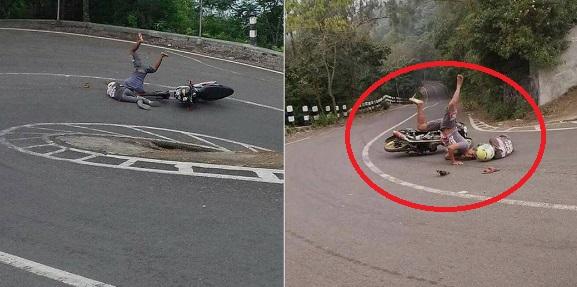Dibalik Kecelakaan Tragis yang Jadi Viral, Ternyata Ini Faktanya. Bikes Deh...