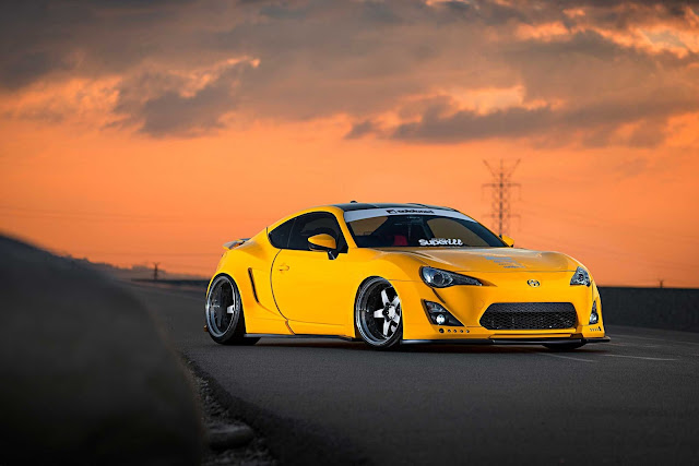 2015 Scion FR-S RS 1.0 - #Scion #FR_S #RS #tuning