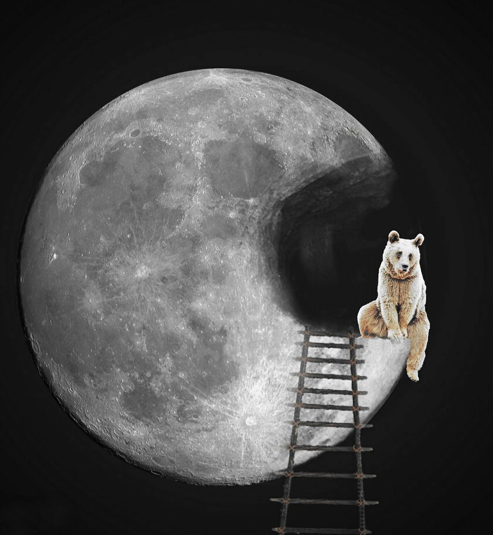 06-Taking-a-Bite-out-of-the-Moon-Ömer-Taşdemir-Different-Point-of-View-with-Surreal-Photo-Manipulation-www-designstack-co