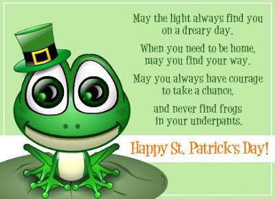 St Patricks day cute sayings (2018)