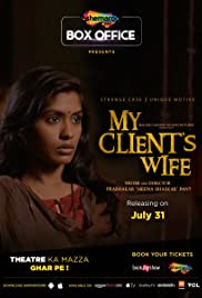 My Clients Wife 2020 Hindi 480p WEB HDRip 300Mb x264