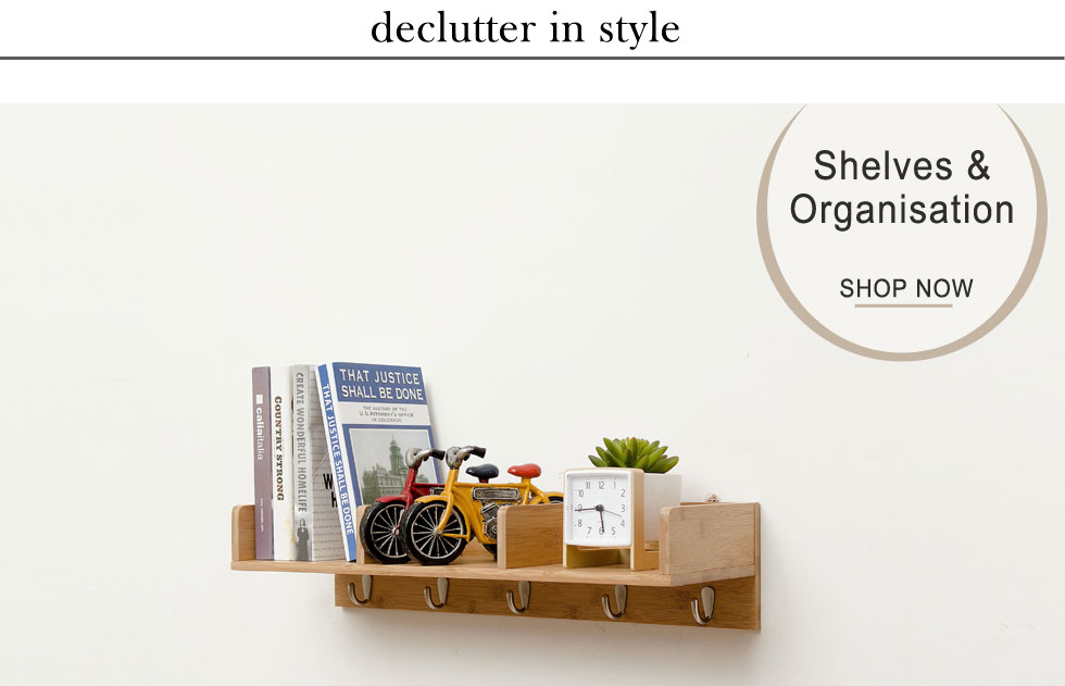 Buy shelves and organisation pieces in Port Harcourt, Nigeria