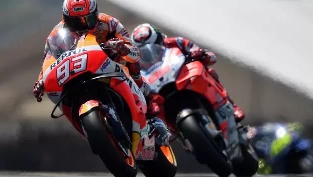 Video Lengkap Kualifikasi MotoGP Jerman 2018: Marquez Rebut Pole
