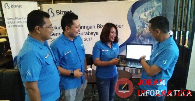 Biznet Network : Informasi Perusahaan Biznet, Layanan Dan Teknologi Lengkap - JOKAM INFORMATIKA