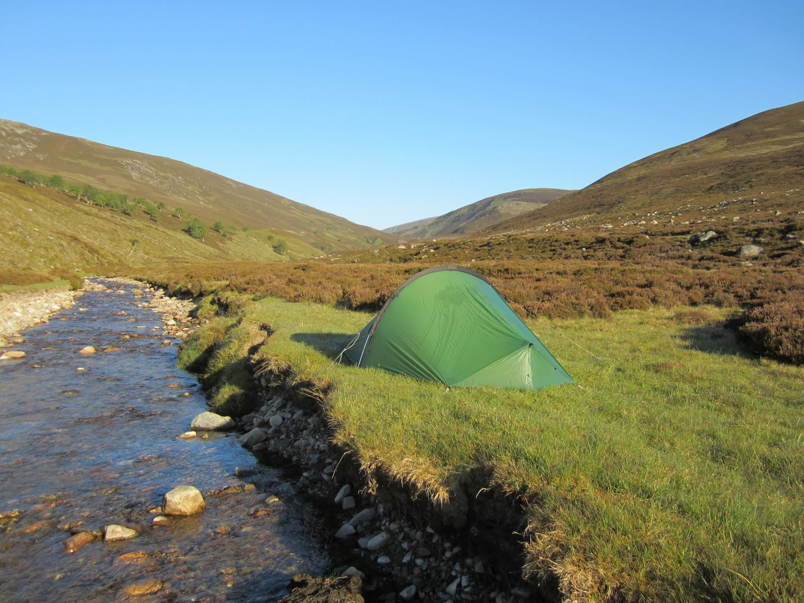 My Wild Camping: Wild Camping in the Eastern Cairngorms Part 2