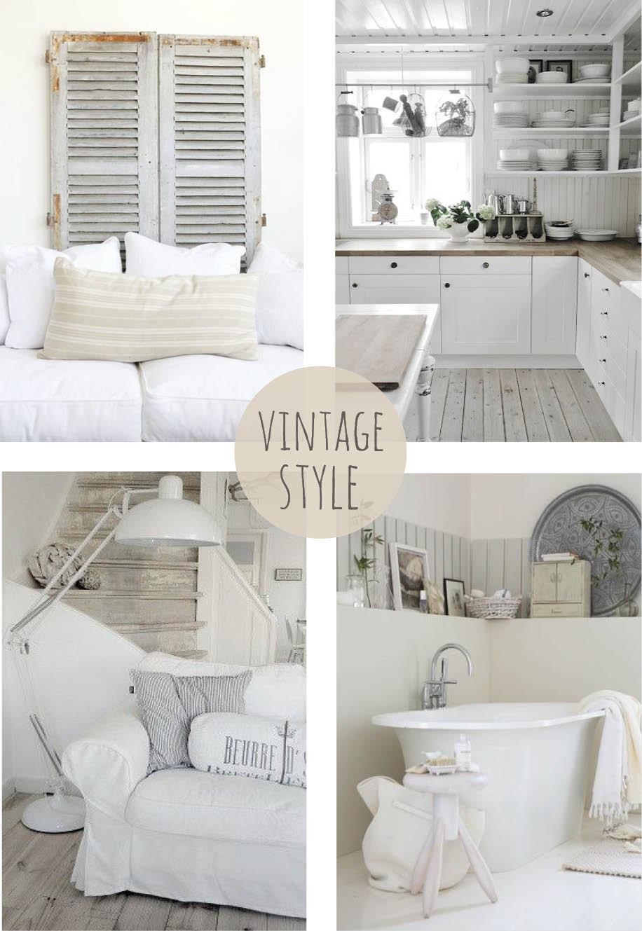 Coastal Style: Vintage Living