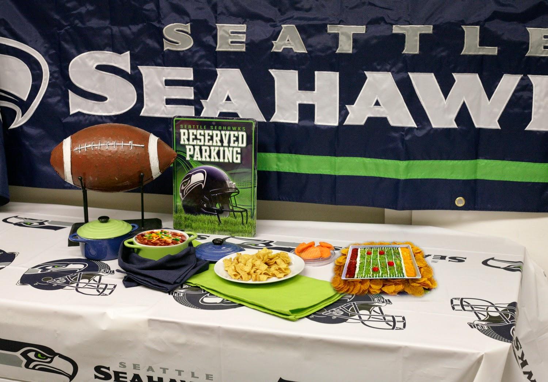 Ben Franklin Crafts And Frame Seattle Seahawks Bowl