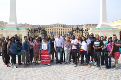Eric Conway: The Morgan State Choir  had a great full-length concert  in Vienna, Day 3