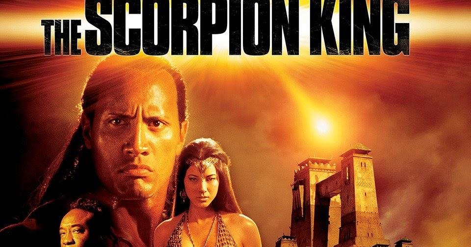 the scorpion king 2002 in hindi download