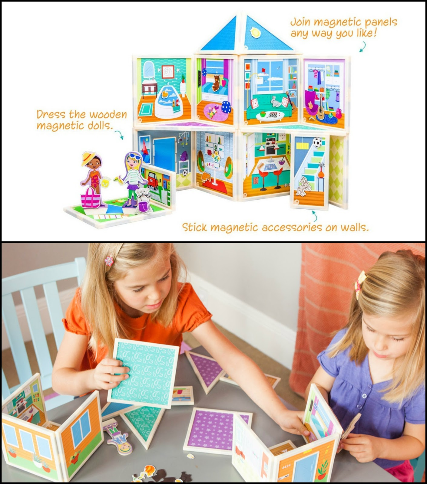 Build & Imagine toys