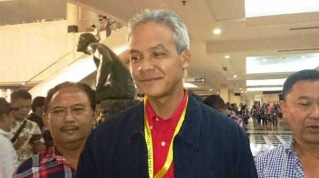 BAP Kasus e-KTP Bocor, Ganjar Pranowo: Keluarga Saya Lega
