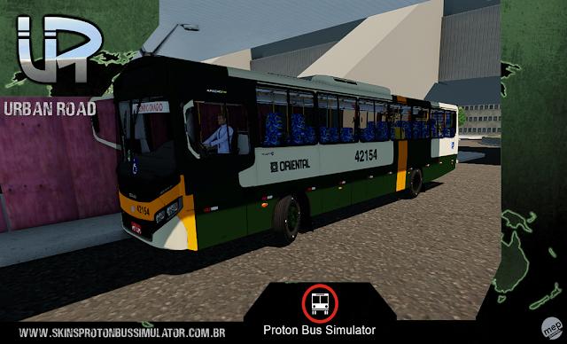 Skin Proton Bus Simulator - Apache VIP IV VW 17.230 OD Euro IV Transportes Oriental