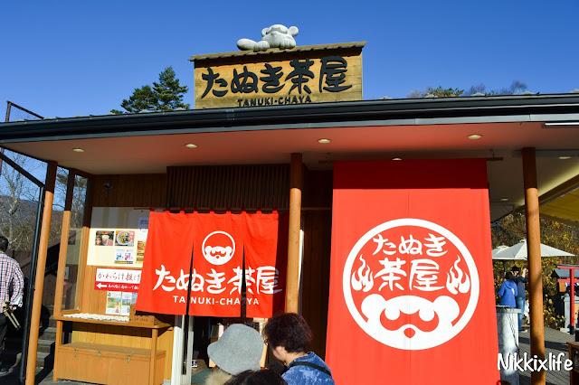 【日本。河口湖】天上山公園・高人一等的必訪景點 12