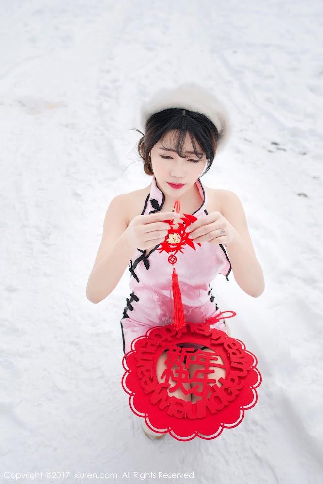 XIUREN No.686 doudou Youlina [51P/120MB] - idols